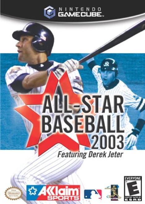 All-Star Baseball 2003 (feat. Derek Jeter)