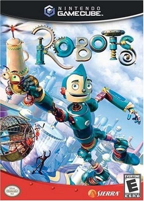 Robots - Gamecube - USED