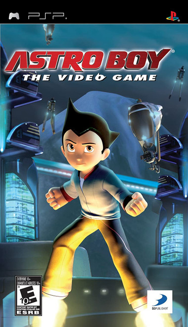 Astro Boy: The Video Game - PSP