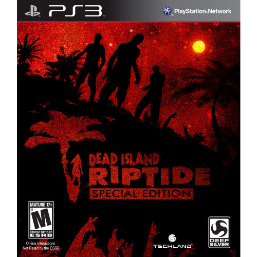 Dead Island: Riptide - Special Edition - PS3 - USED