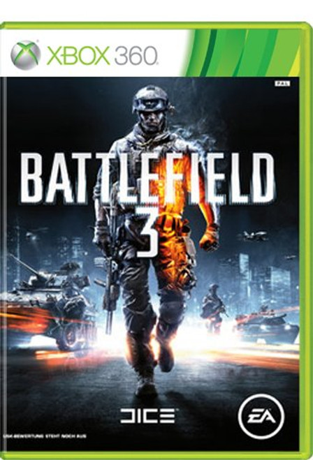 Battlefield 3 - Xbox 360 - USED