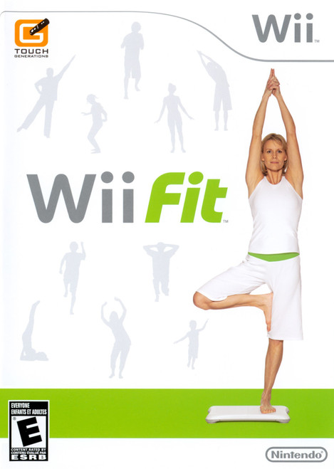 Wii Fit - (Game Only)