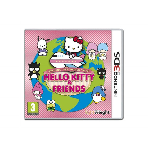 Around the World With Hello Kitty & Friends (IMPORT, EU/AU)