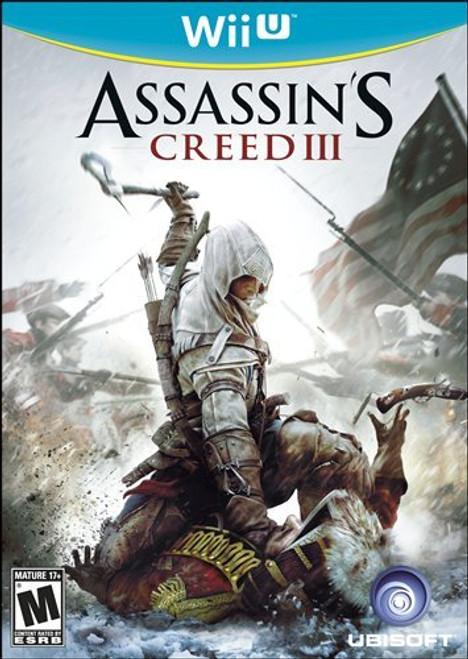 Assassin's Creed III - Wii-U