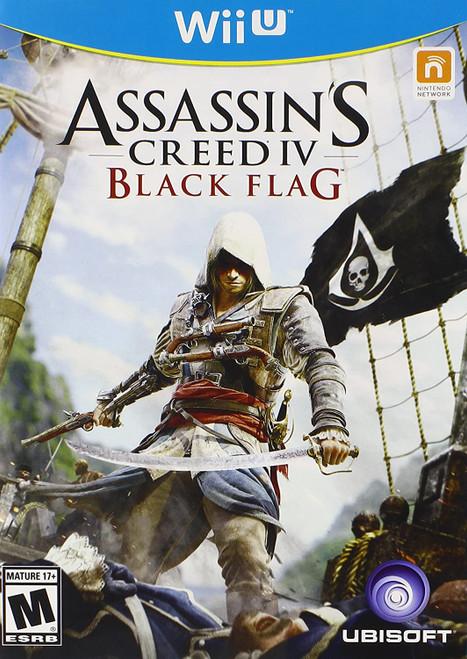Assassin's Creed IV: Black Flag - Wii-U