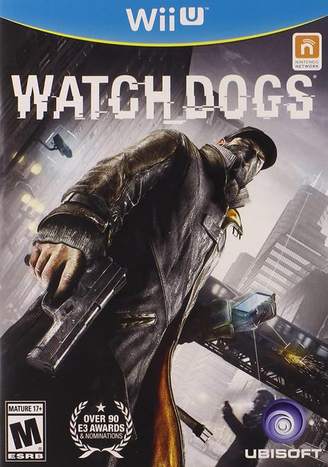 Watch Dogs  - Wii-U
