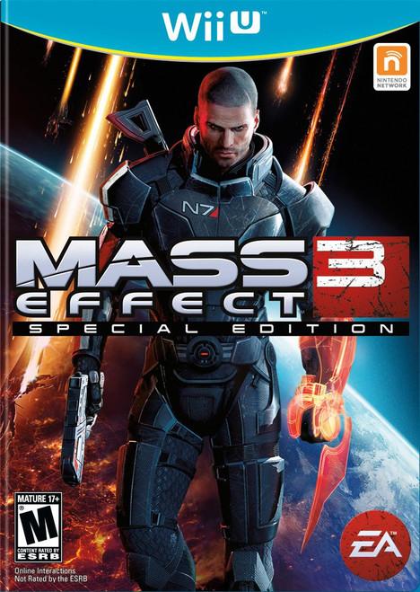 Mass Effect 3: Special Edition - Wii-U