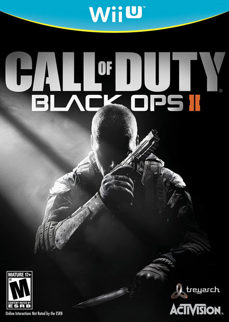 Call of Duty: Black Ops II - Wii-U