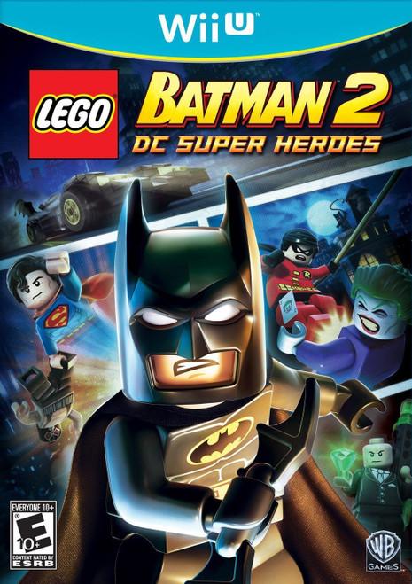 LEGO Batman 2: DC Super Heroes - Wii-U