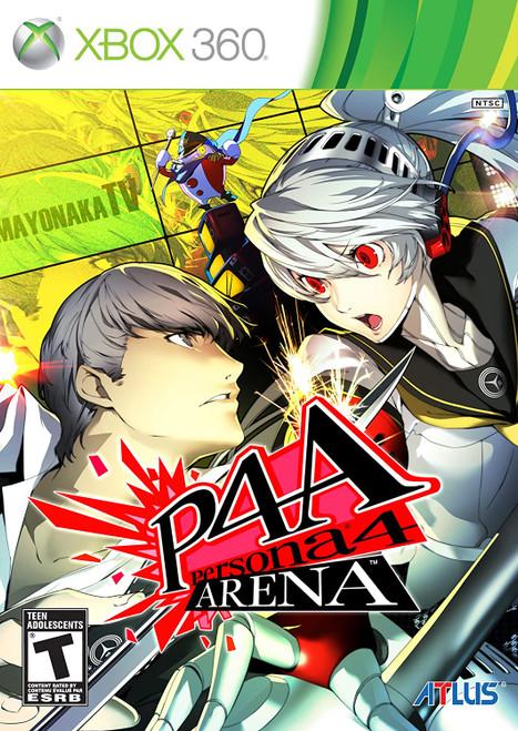 P4A Persona 4: Arena