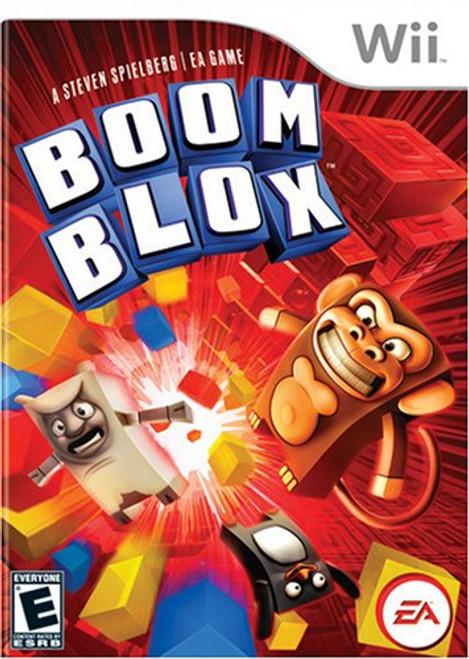 Boom Blox - Wii - USED