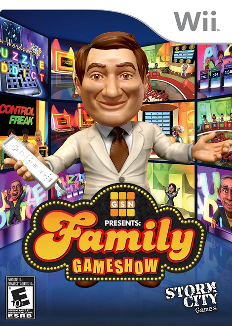 GSN Presents: Family Game Show
