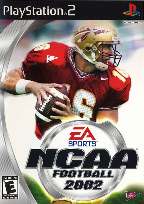 NCAA Football 2002 - PS2