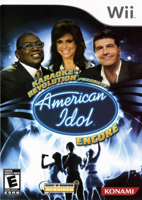 Karaoke Revolution Presents: American Idol - Encore