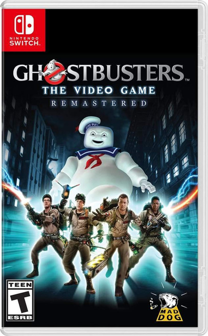Ghostbusters: The Video Game - Remastered