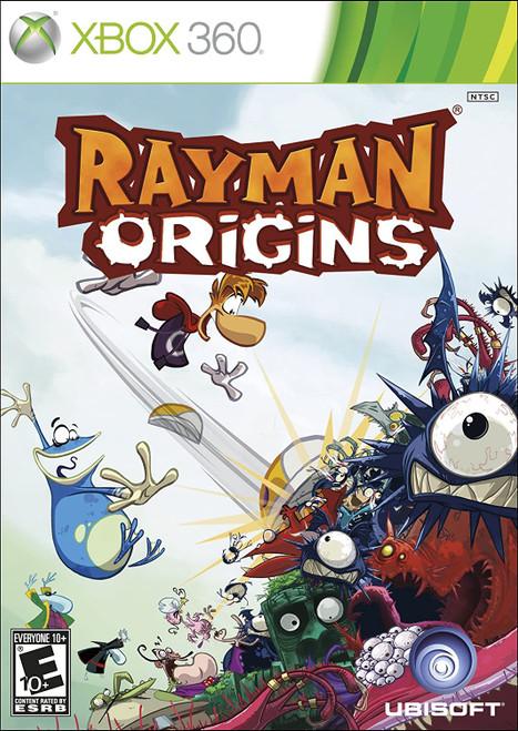 Rayman: Origins - Xbox 360 - USED