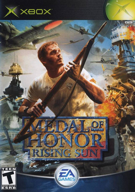 Medal of Honor: Rising Sun - Xbox
