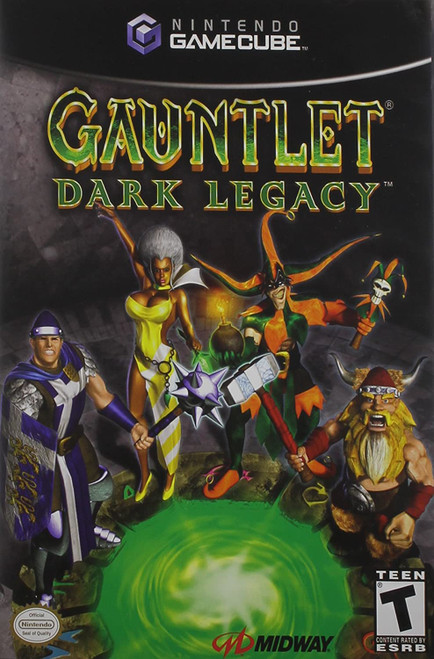 Gauntlet: Dark Legacy - USED