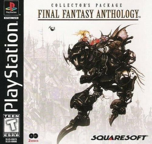 Final Fantasy Anthology - PS1 - USED
