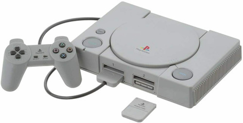 Playstation Plastic Model Kit