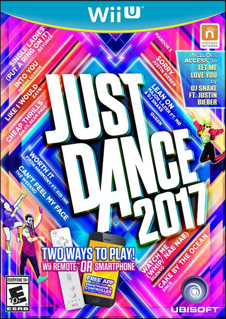 Just Dance 2017 - Wii-U