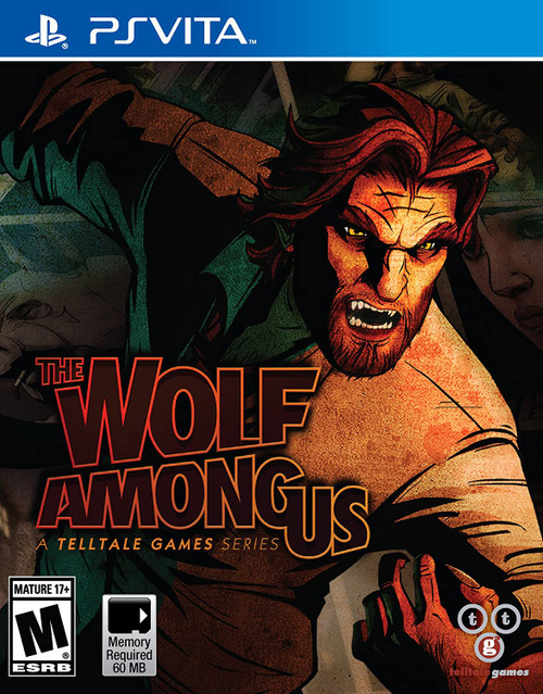 The Wolf Among Us - PSVita