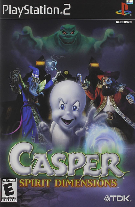 Casper: Spirit Dimensions - PS2 - NEW!