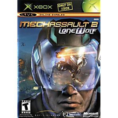Mech Assault 2: Lone Wolf