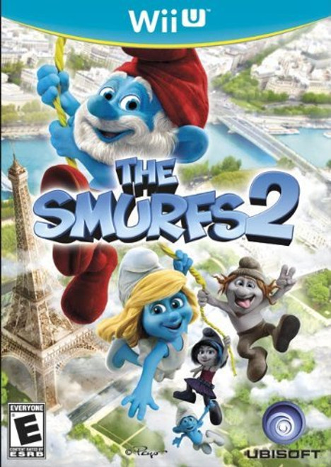 The Smurfs 2 - Wii-U - USED