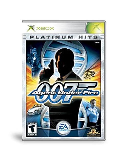 007 - Agent Under Fire - Xbox