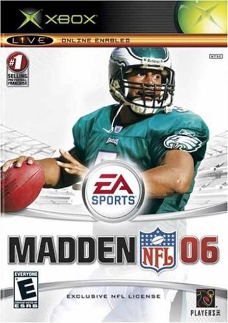 Madden NFL 06 - Xbox