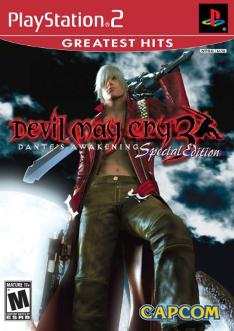 Devil May Cry 3: Dante's Awakening - Special Edition - PS2