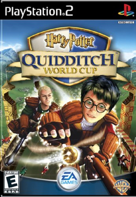 Harry Potter: Quidditch World Cup - PS2