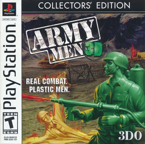 Army Men 3D - Collectors' Edition
