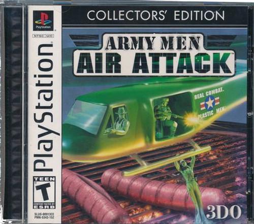Army Men: Air Attack - Collectors' Edition
