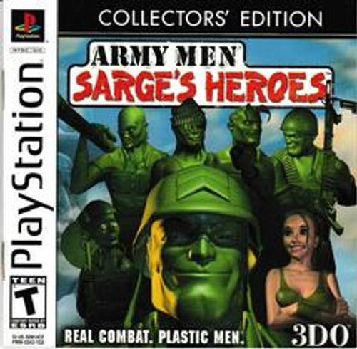 Army Men: Sarge's Heroes - Collectors' Edition