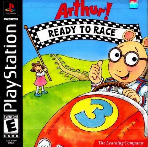 Arthur! Ready to Race