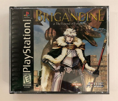 Brigadine - The Legend of Forsena