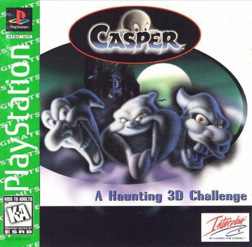 Casper: A Haunting 3D Challenge - Greatest Hits