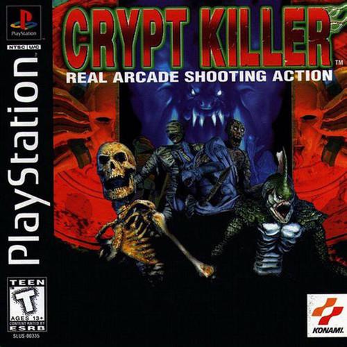 Crypt Killer: Real Arcade Shooting Action