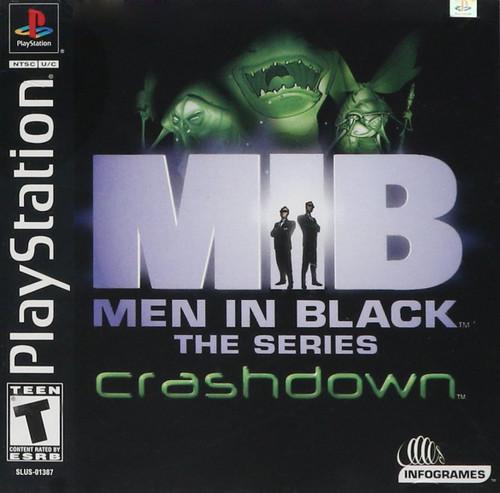 MIB Men In Black - The Series: Crashdown