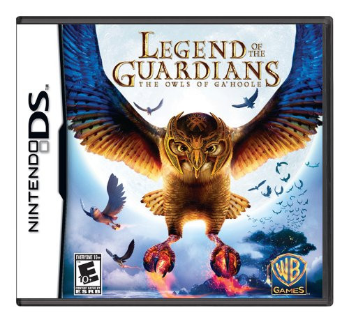 Legend of the Guardians: The Owls of Ga'Hoole - DS