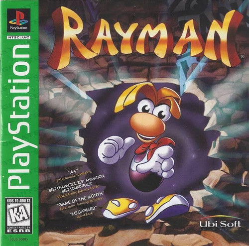 Rayman - Greatest Hits