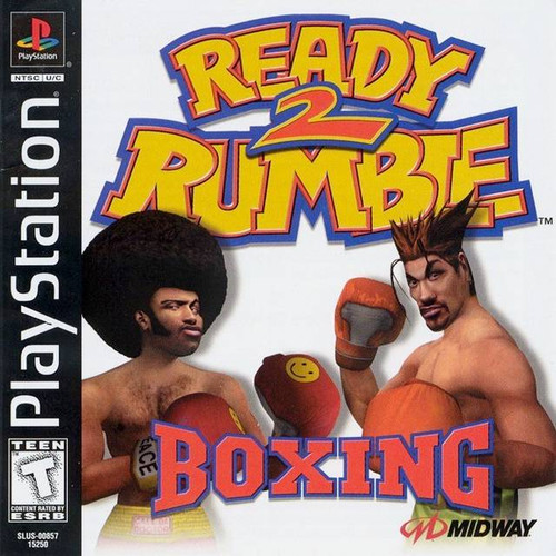 Ready 2 Rumble Boxing - PS1