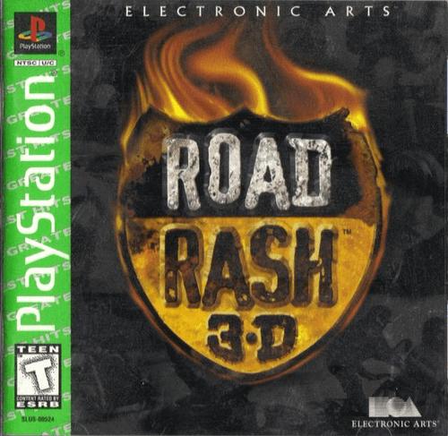 Road Rash 3D - Greatest Hits