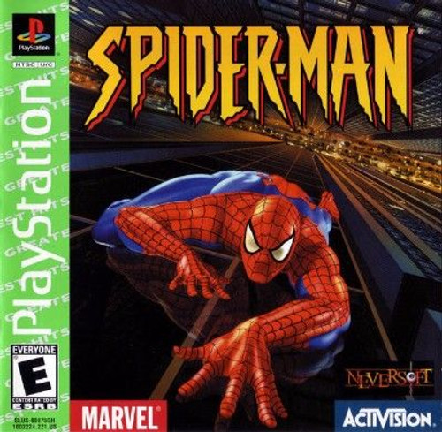 Spider-Man - PS1