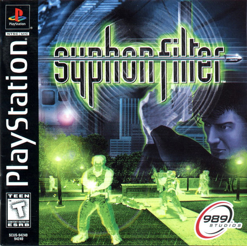 Syphon Filter - PS1 - USED