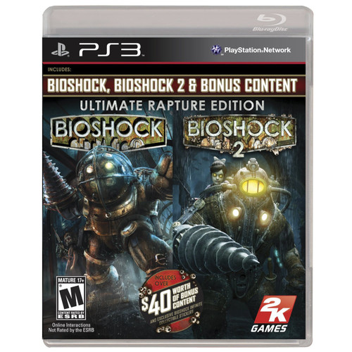 BioShock - Ultimate Rapture Edition - PS3 - USED