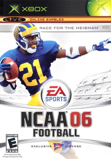 NCAA Football 06 - Xbox