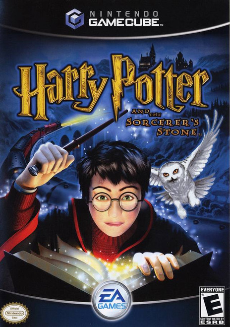 Harry Potter and the Sorcerer's Stone - GameCube
